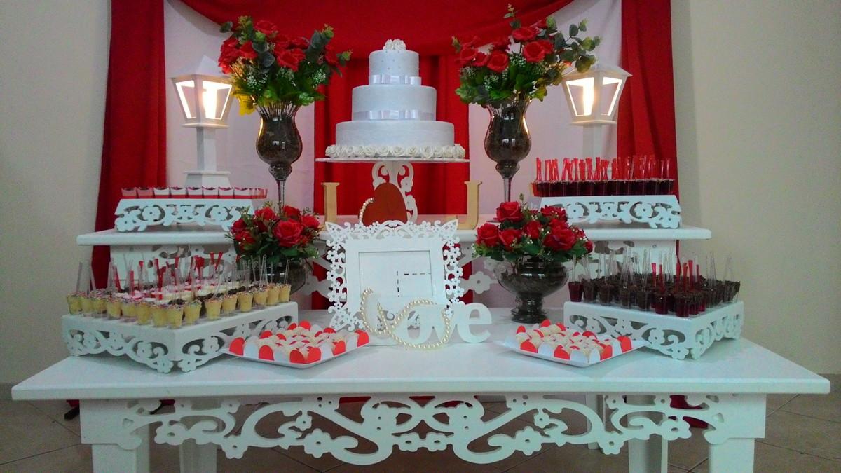 Locaç u00e3o decoraç u00e3o noivado casamento no Elo7 Kary Decora (7C3354)