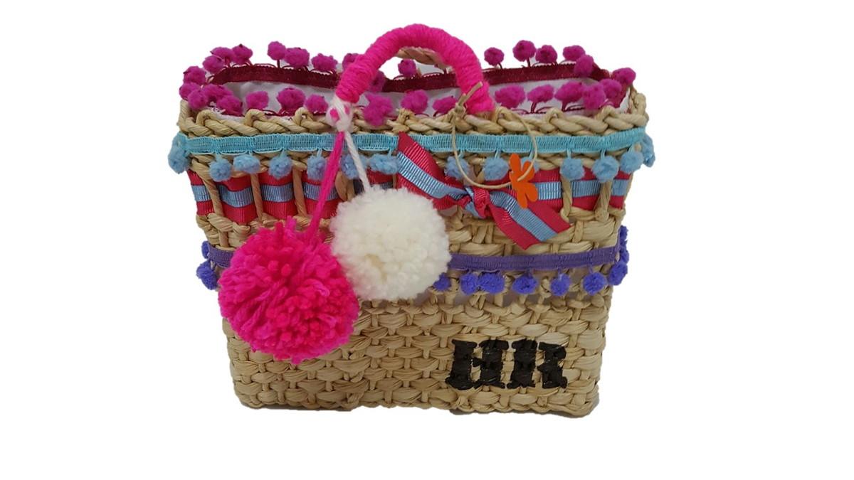 Bolsa De Palha Para Casamento : Mini bolsa de palha personalizada bst store elo