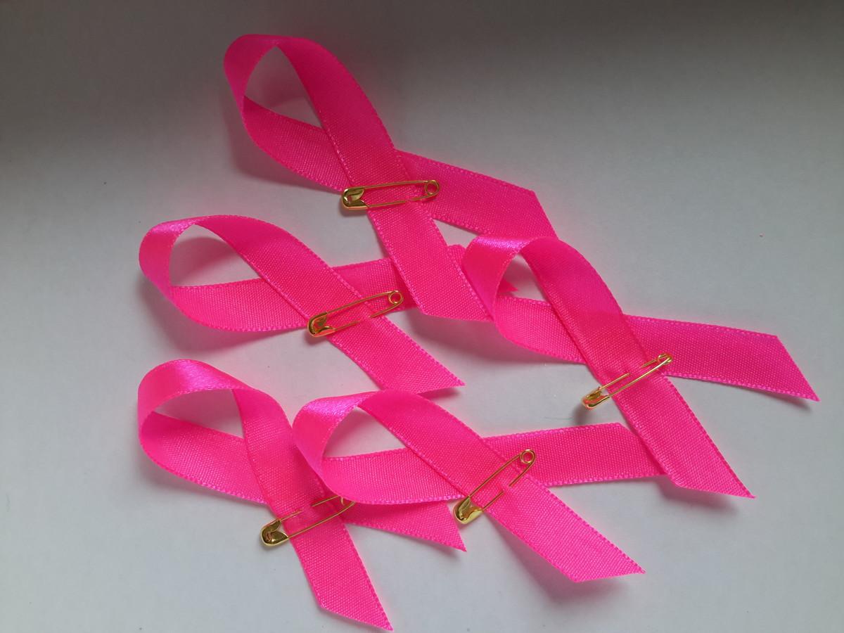 Amado Laço Outubro Rosa pink fluor no Elo7 | Liliane (7CF5B1) DH26