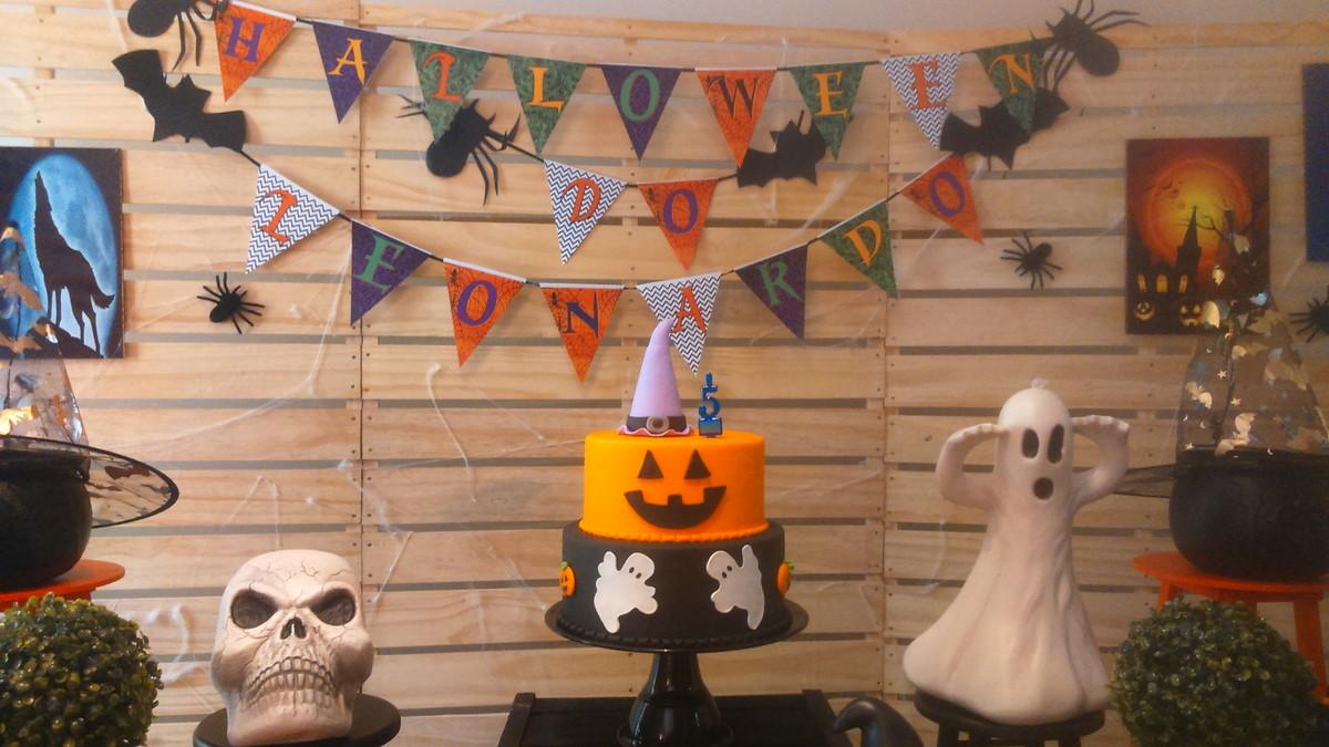 Decoracao De Halloween Para Festa De Aniversario.Decoracao Halloween Locacao