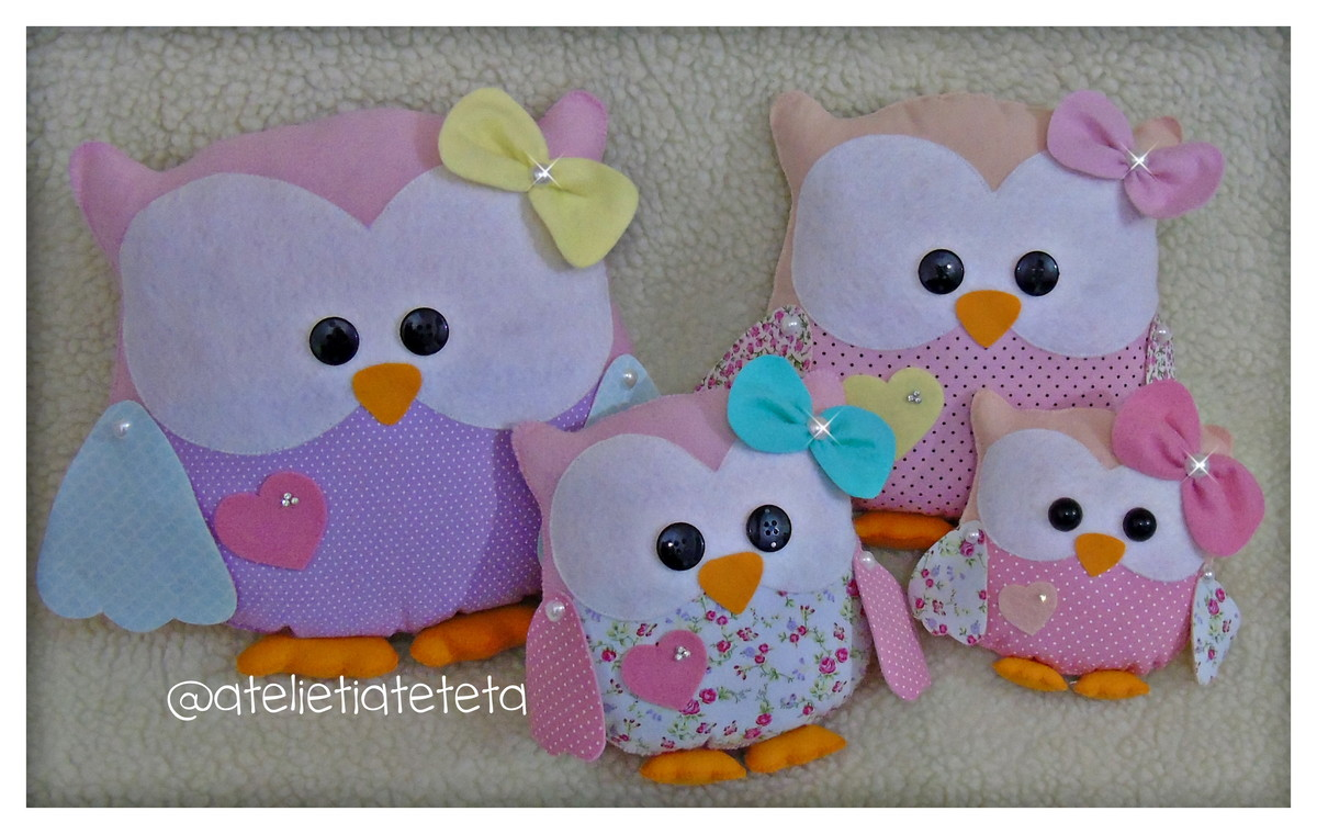 Enfeite De Kit ~ Kit decoraç u00e3o coruja Tia teteta for baby Elo7