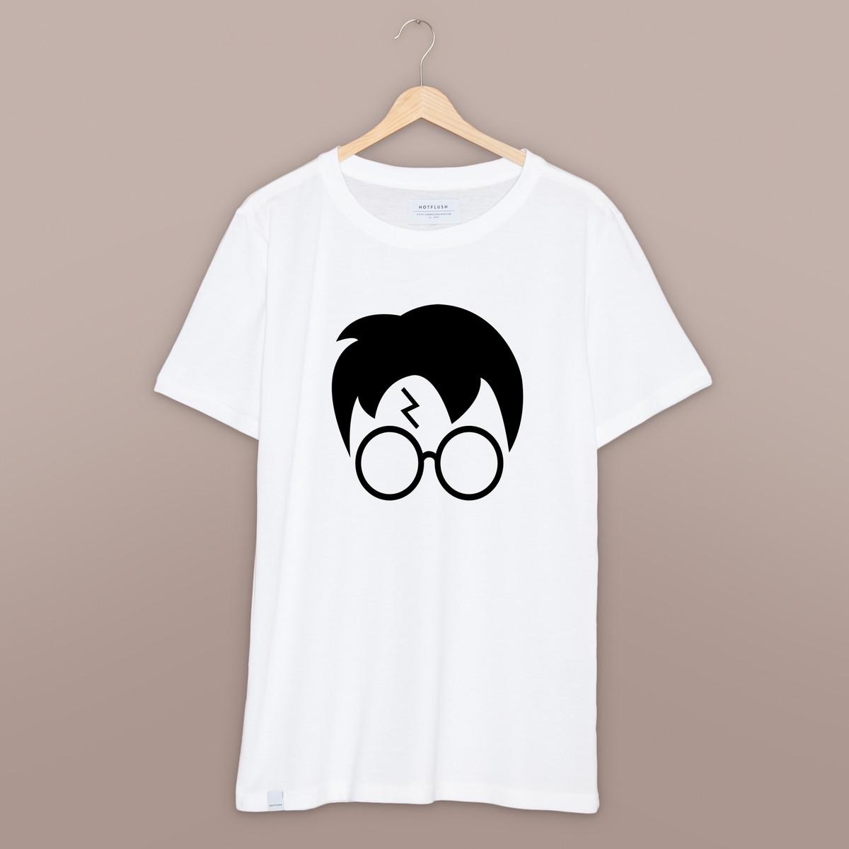75fc5148f Camiseta Camisa Harry Potter no Elo7
