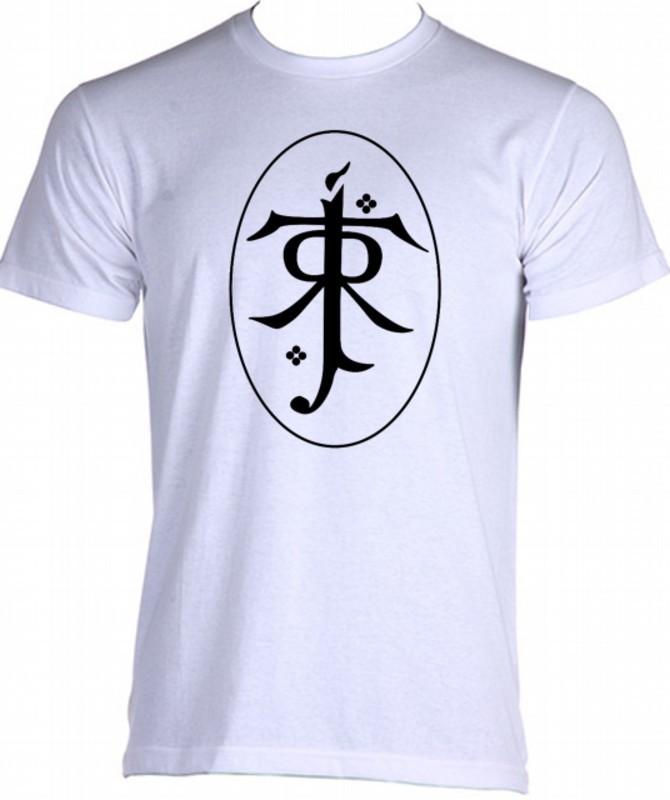 Camiseta Senhor dos Anéis 02 no Elo7 | allsgeek (7E60ED)