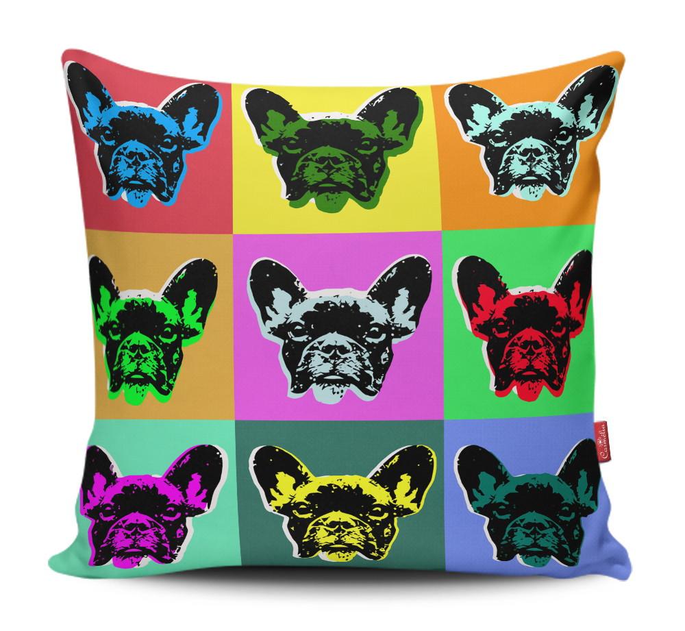 almofada personalizada bulldog frances no elo7 carmélia produtos