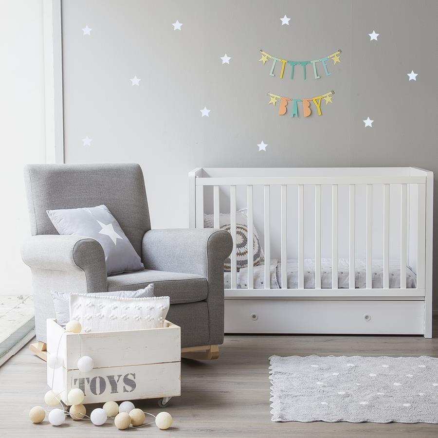 Armario De Cozinha Pequeno E Barato ~ Adesivo estrelas azul beb u00ea no Elo7 Quarto de Criança