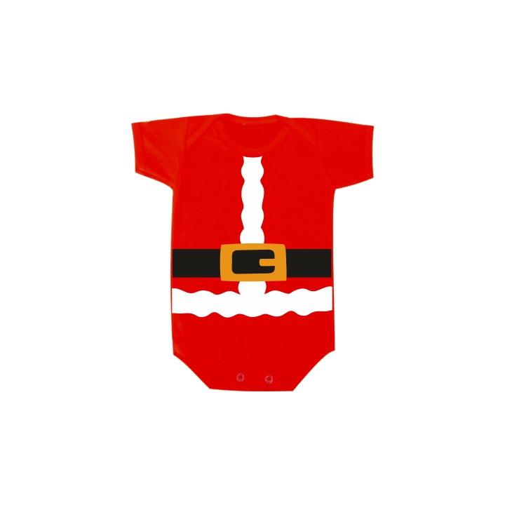 Body Ou Camiseta Infantil Papai Noel 5 No Elo7 Toca Do Panda