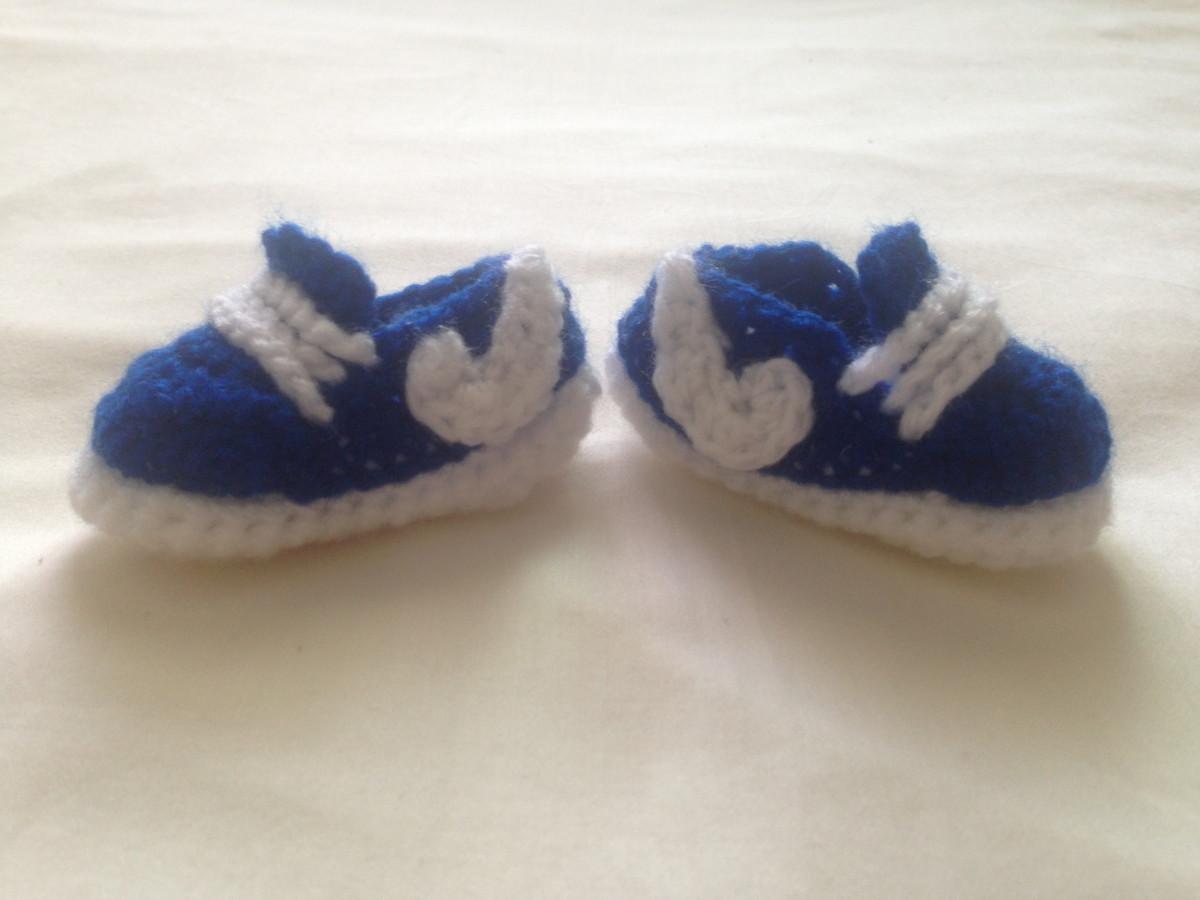 8fd452ed7ea Sapatinho tênis Nike para bebê no Elo7