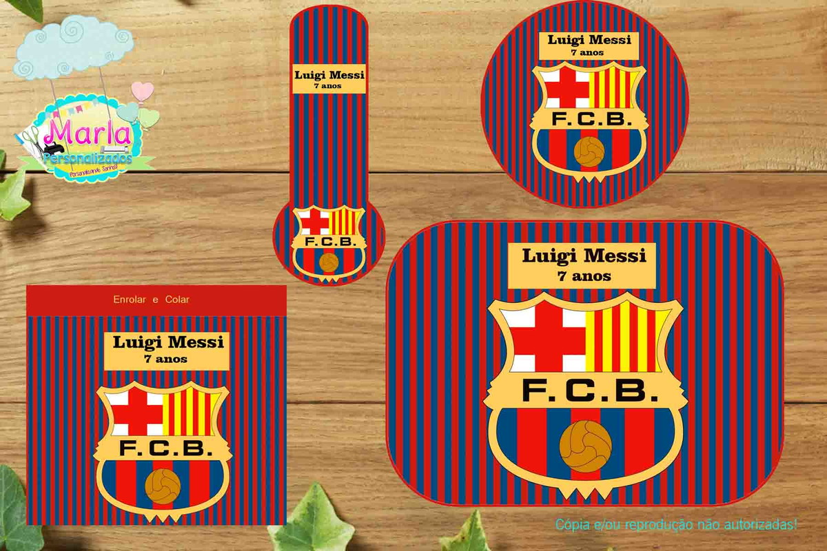 Kit festa Digital Barcelona no Elo7  cc6d39983faf9