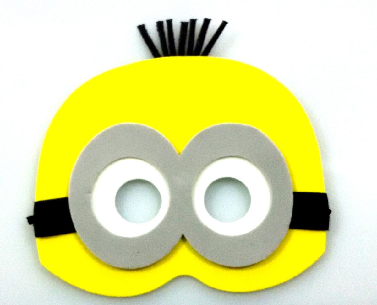 Mascara Eva Minions Super Herois No Elo7 Llbrindes 819fc2