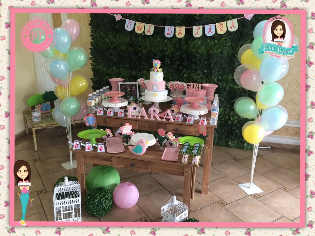 Decoraç u00e3o Para Festa Jardim Encantado no Elo7 Dani Festas Personalizadas (81BEFA) -> Decoração De Festa Infantil Jardim Encantado Rustico