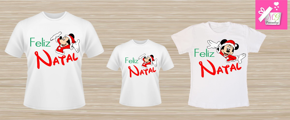 475da49df8c7f camisetas personalizadas natal no Elo7