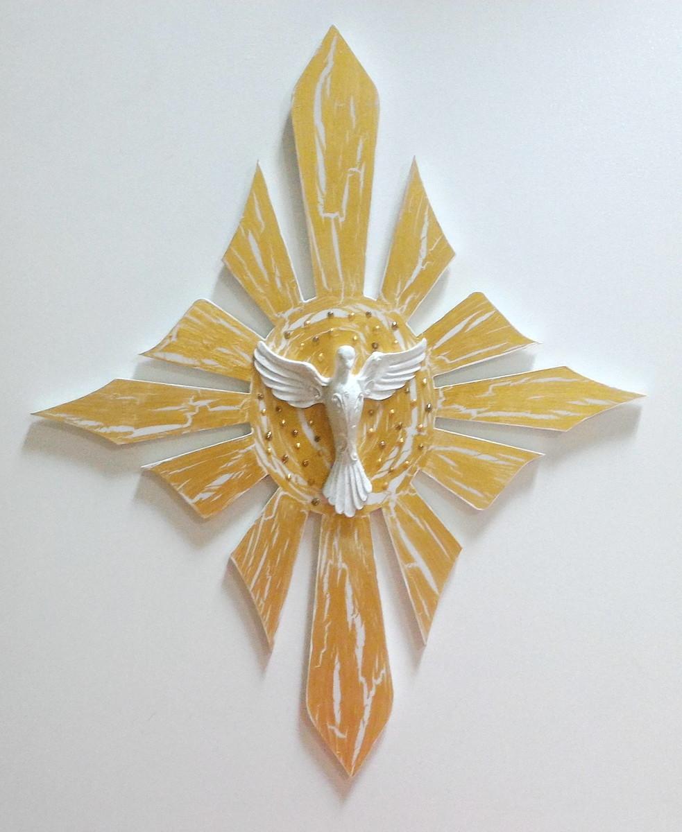 Resplendor Divino Espirito Santo No Elo7 Fazendo Arte Com Tonton