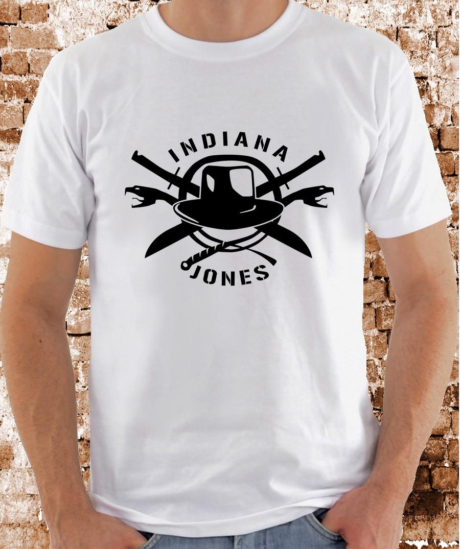 CAMISETA INDIANA JONES no Elo7  b47fa3124c6
