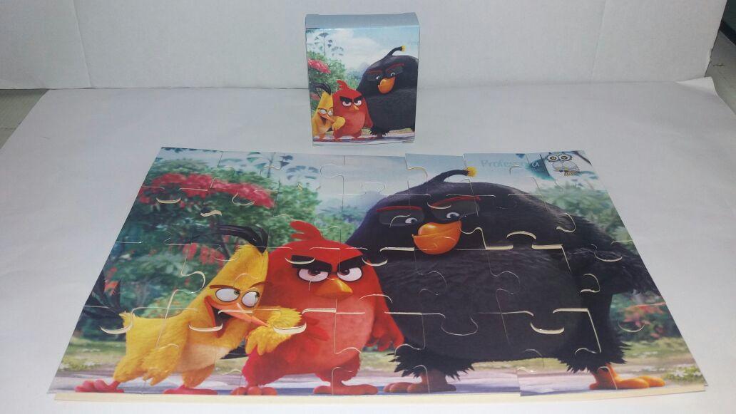 Quebra Cabeca Angry Birds
