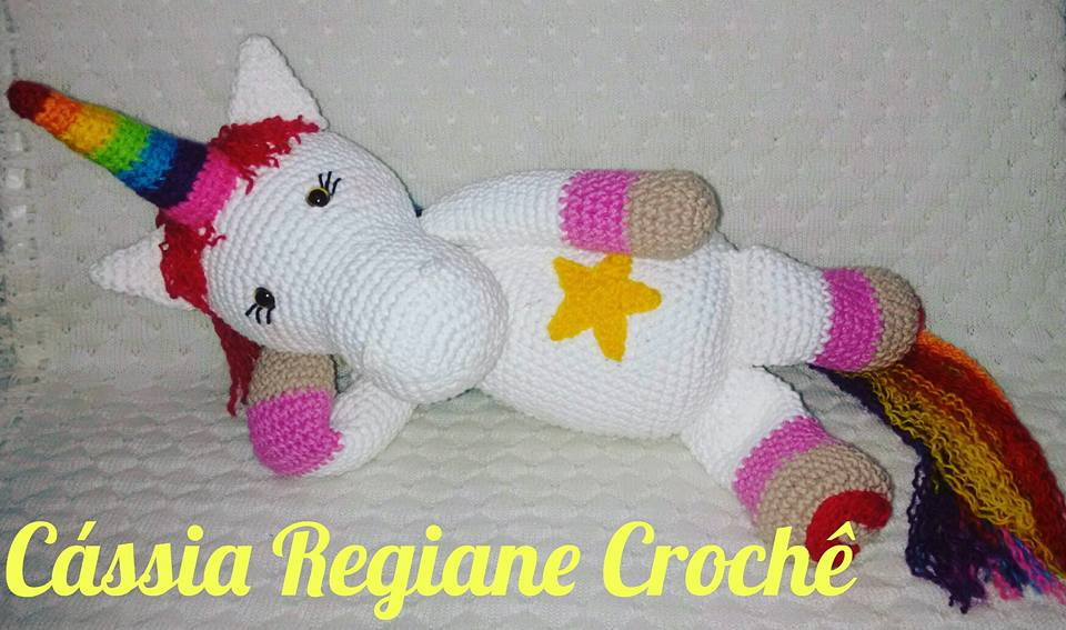 Kawaii unicorn keychain, Amigurumi keychain animal, Crochet ... | 567x960
