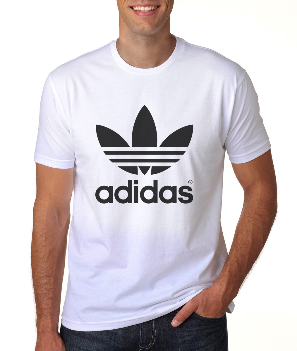 75b78b59a4bca Camiseta Personalizada Adidas no Elo7