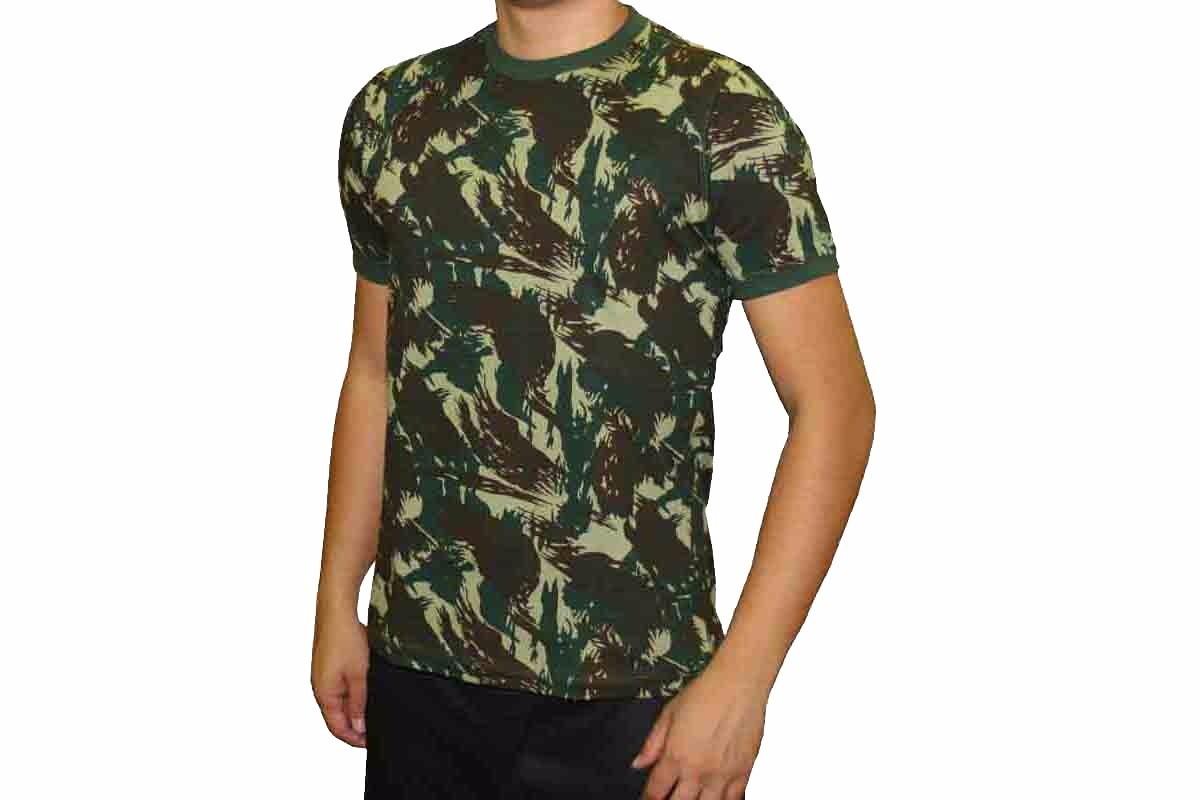 Camiseta Camuflada Malha Alg. Paintball no Elo7  1727ba16186