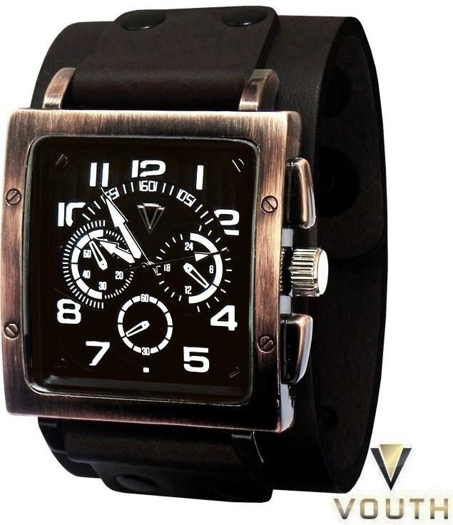 628ccf55d74 Relógio Bracelete Masculino no Elo7
