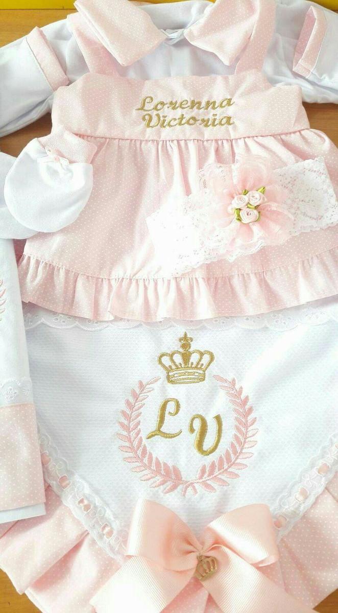 Macacão + vestido + manta no Elo7  92066e8d290