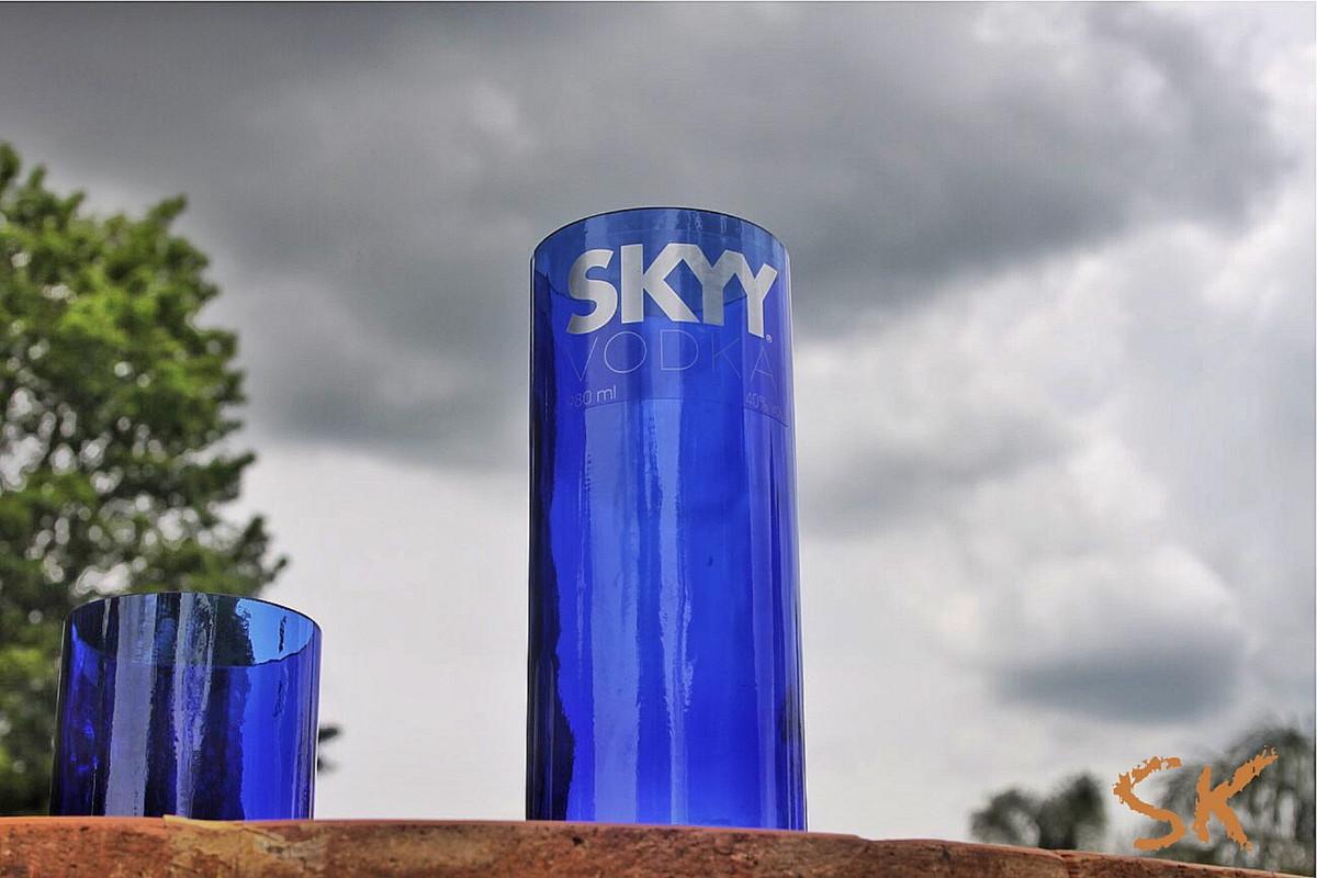 Super copo de garrafa skyy no elo7 sk eco store 839e82 for Super copo