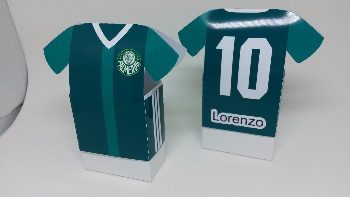 Caixa Camisa de Futebol Verdão no Elo7  cc6fa28d13a33