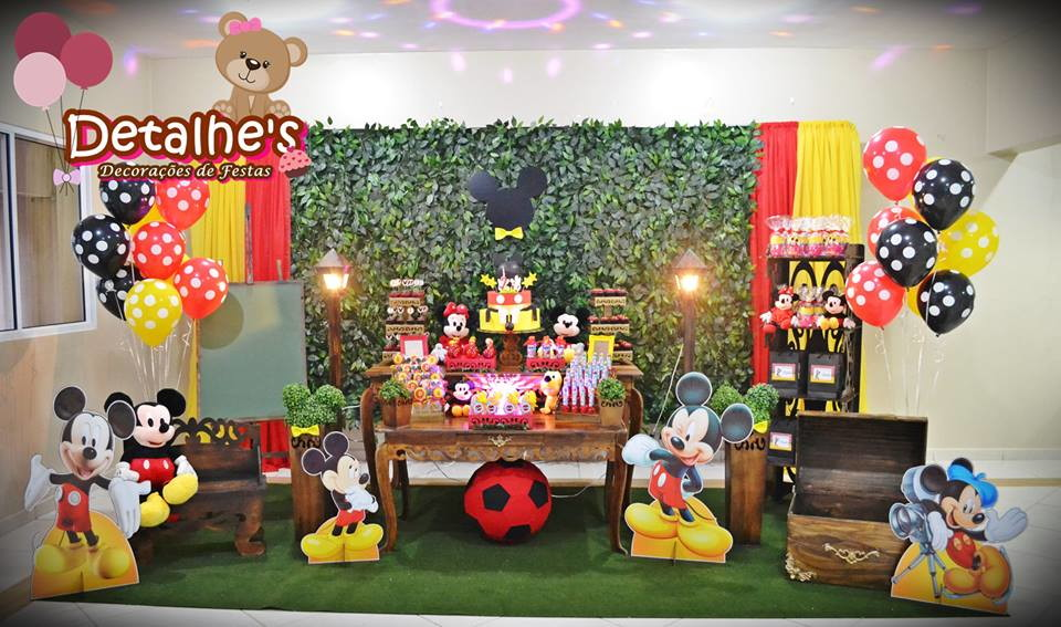 decoracao mickey rustica muro ingles decoracao mickey rustica mickey