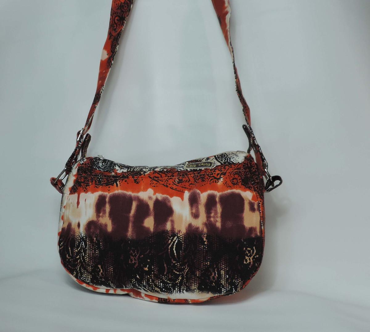 Bolsa De Ombro Lateral : Bolsa feminina atelier chik chilik elo