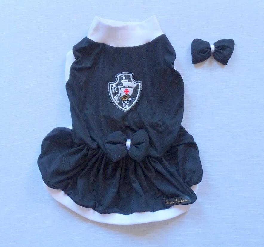 Vestido Time Do Vasco -Pet -Tamanho P   M no Elo7  62118e715a9af