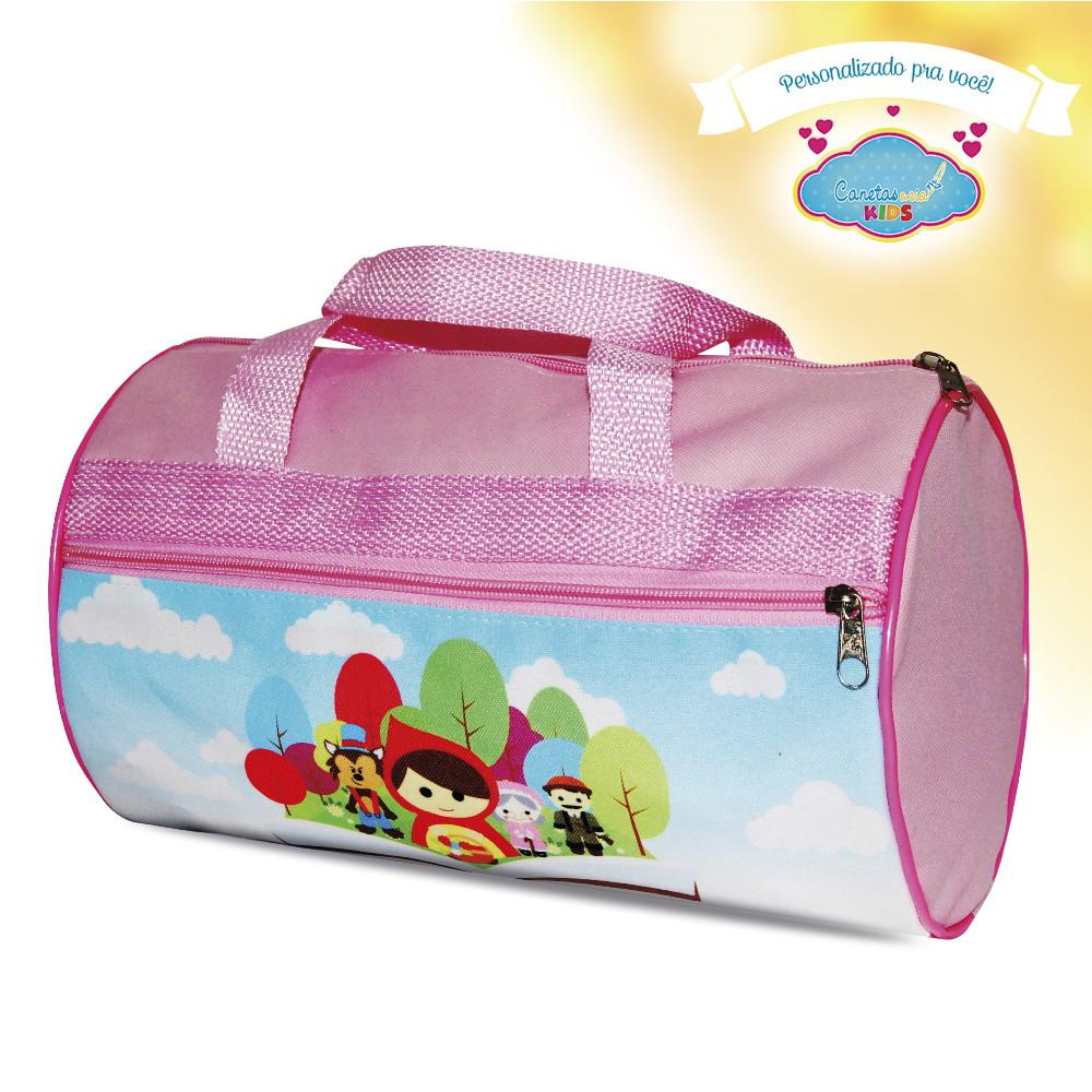 2453db34e Zoom · Bolsa infantil cilíndrica bolsa-infantil-cilindrica-lembrancinhas- personalizadas
