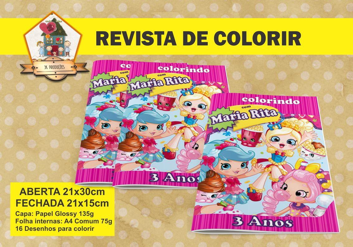revista para colorir shopkins no elo7 jk produções 855a0e