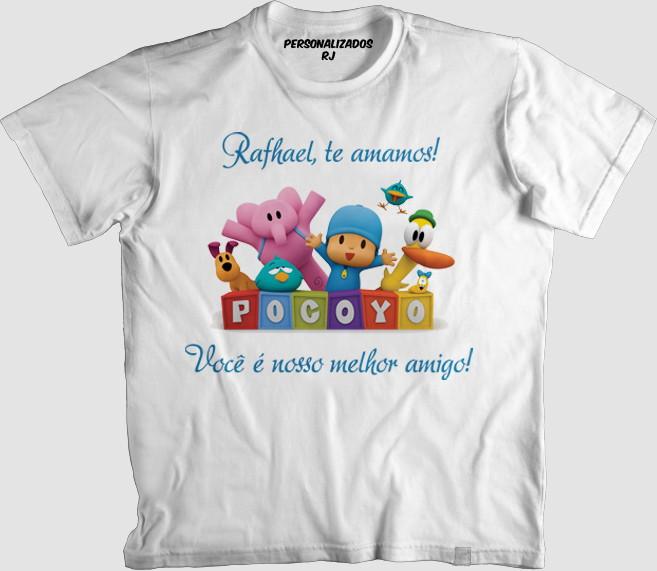 camisa-pocoyo-personalizada-camisa-infantil-pocoyo ... 3014f31999f