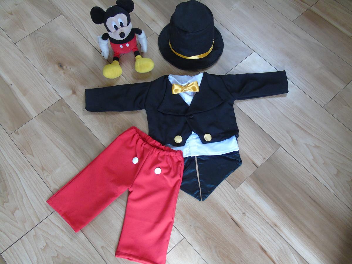 f20ed33bf658aa Fantasia Mickey Magico Super Luxo