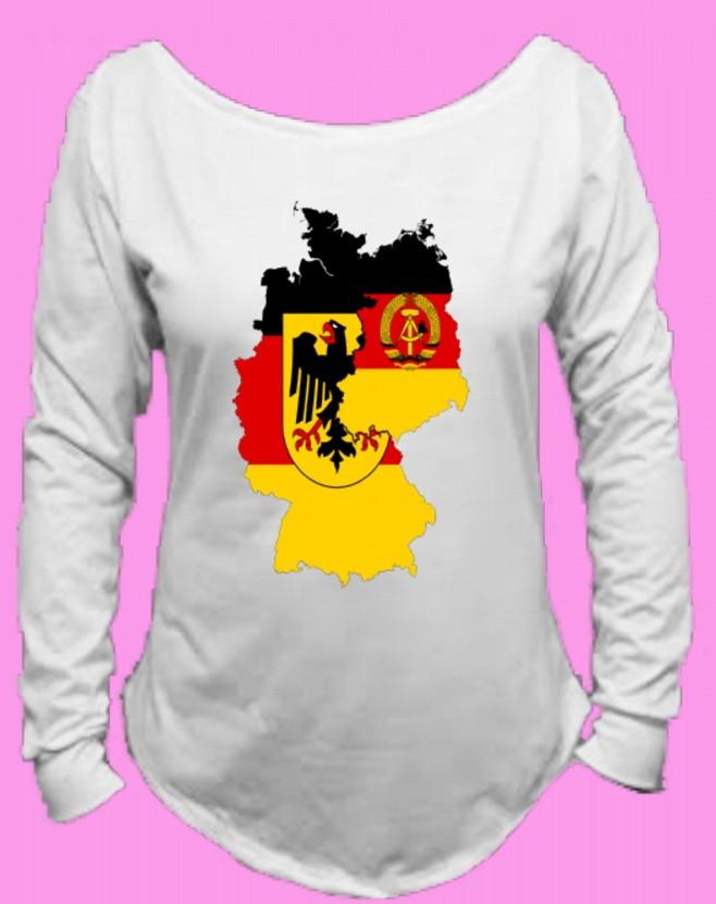 Camiseta Alemanha Canoa Longa 2 no Elo7  f50f1eda2f36e