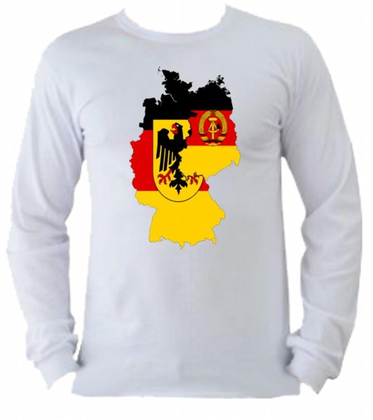 Camiseta Alemanha manga longa 2 no Elo7  f02dffdc390c2