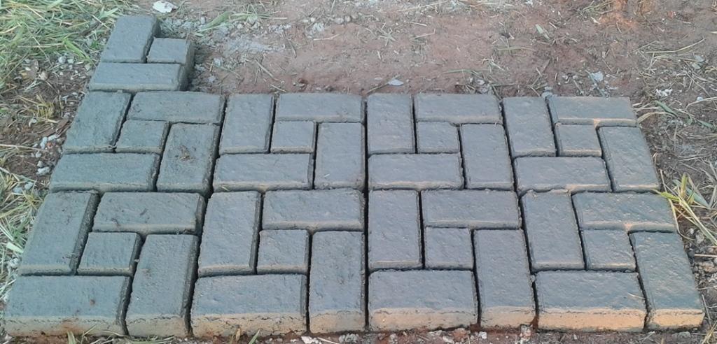 Forma piso cal ada jardim uso concreto no elo7 luiz for Modelos de jacuzzi en concreto