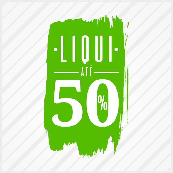 6edb10022 Adesivo de Vitrine Liquidação Neon no Elo7