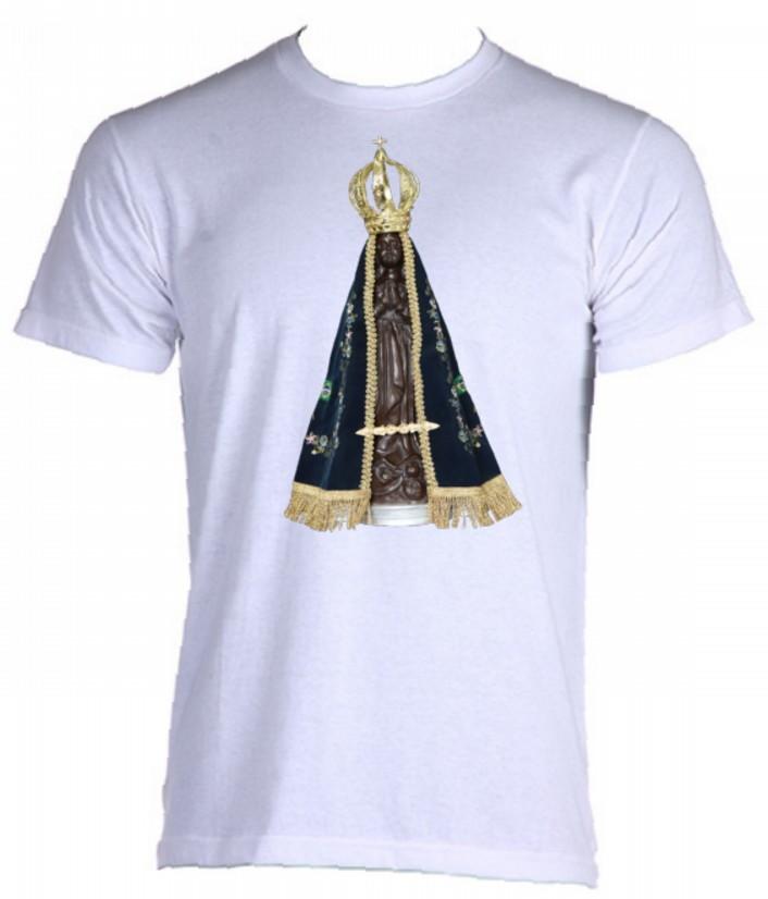 d98ce76d40 Camiseta Santos Católicos - 08 no Elo7
