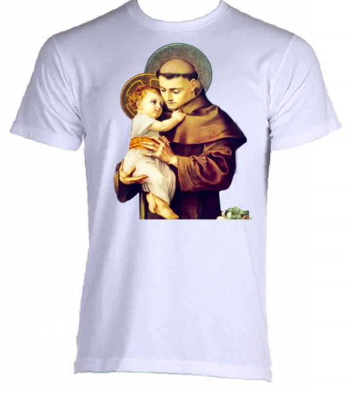 Camiseta Santos Católicos - 12 no Elo7  91e6b1113de81