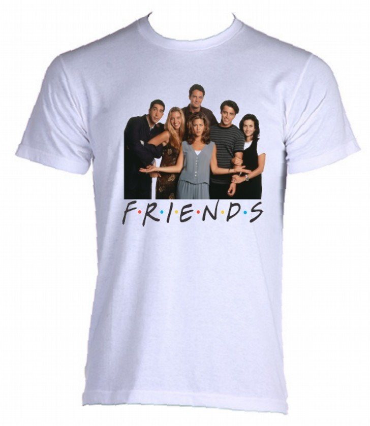 6d0db442c2478 Camiseta Friends - 01 no Elo7