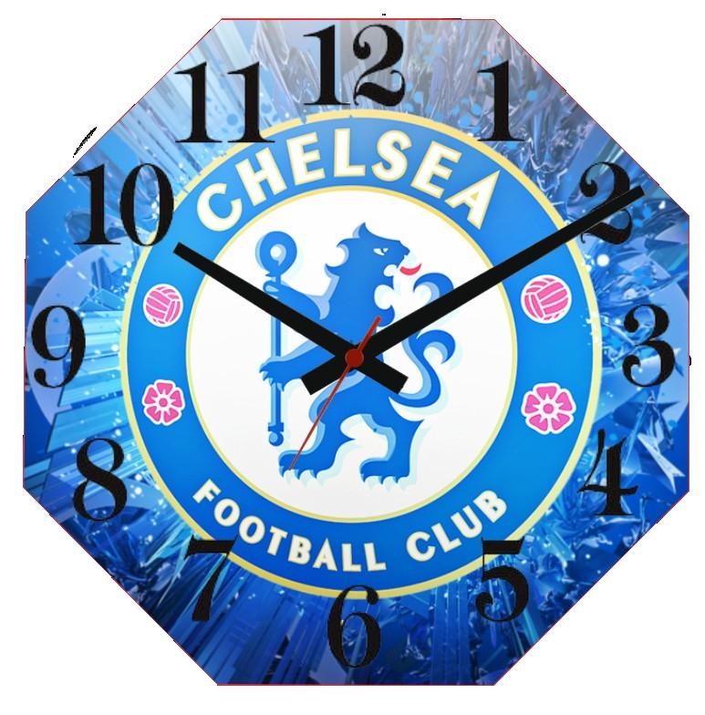 52542ee52c6b1 Relógio Personalizado Time Chelsea no Elo7