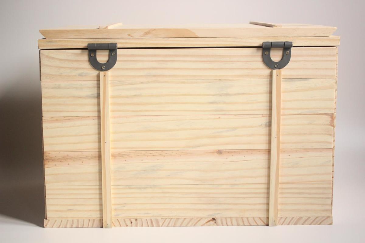 banco bau de madeira acabamento rustico bancobau banco bau de madeira  #976B34 1200x800