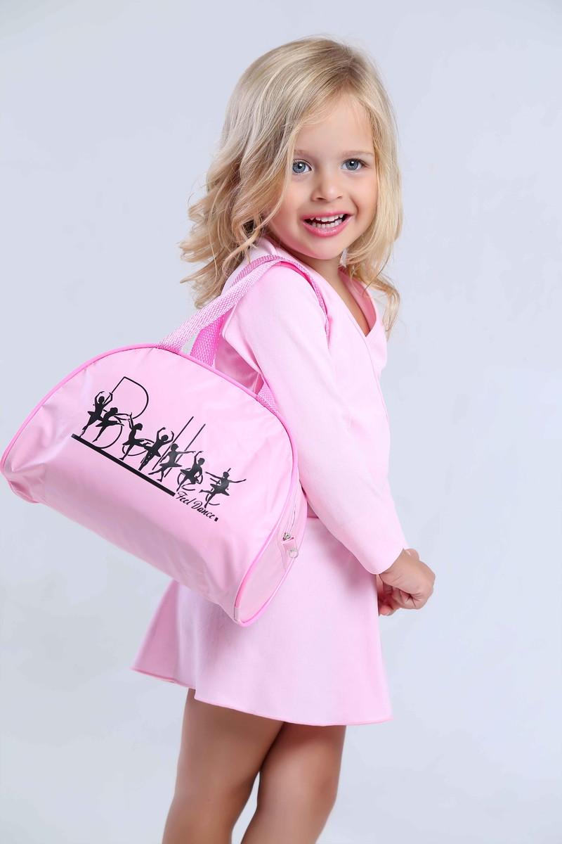 bd5f9d2b0f Bolsa para Ballet Infantil Rosa no Elo7 | Pike Moda Infantil (5CA49A)