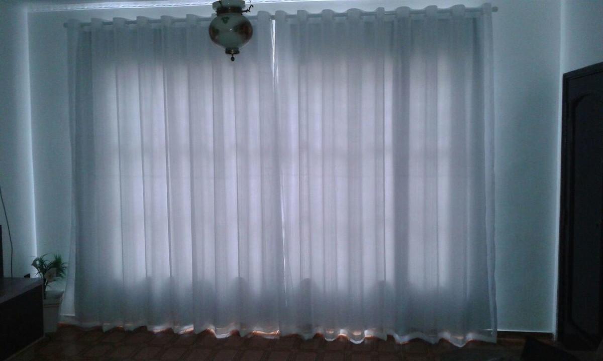 Cortina voil com forro blackout 4 metros cortinas e cia - Cortinas por metros ...