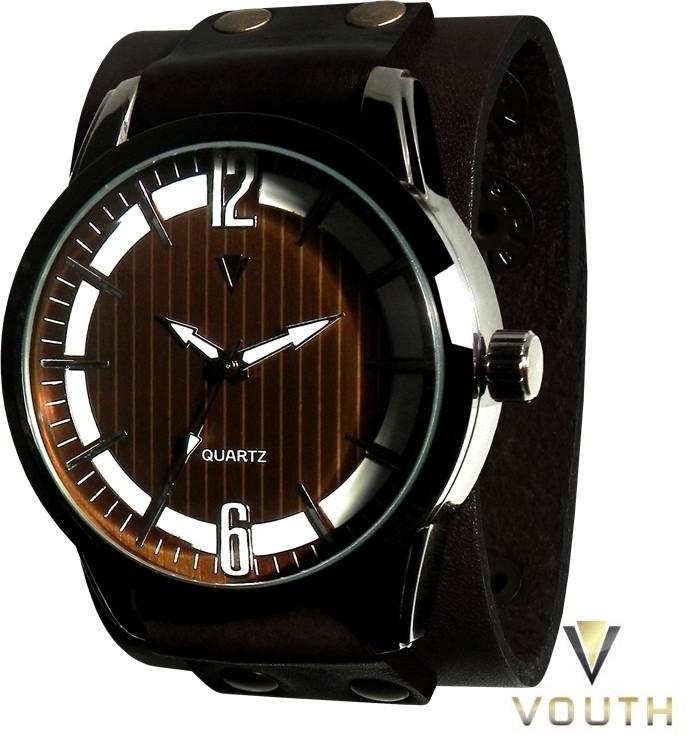 3840238e7a5 Relógio Bracelete Masculino no Elo7