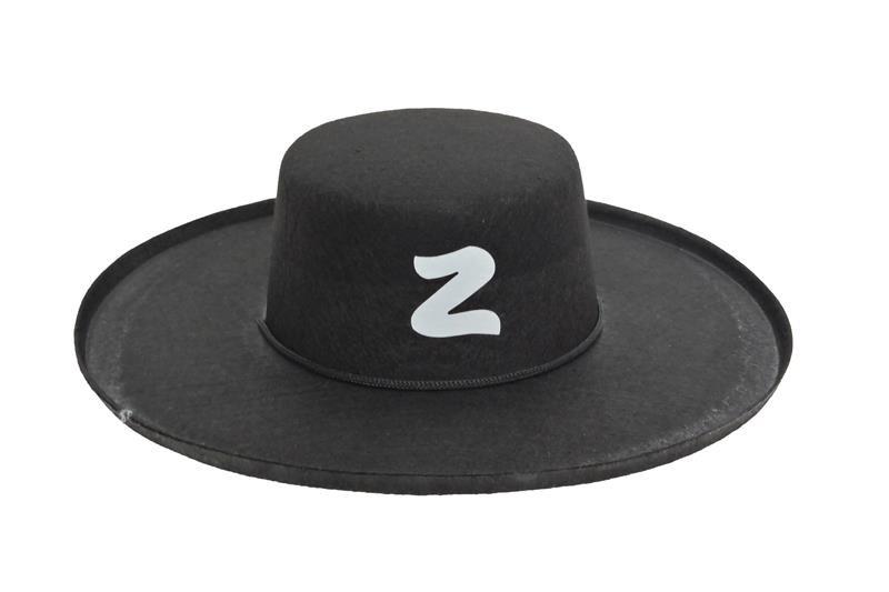 Chapeu do Zorro carnaval no Elo7  123d527267d