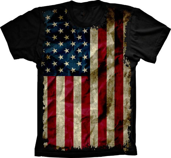 b8b2b2696 Camiseta Estados Unidos Usa no Elo7
