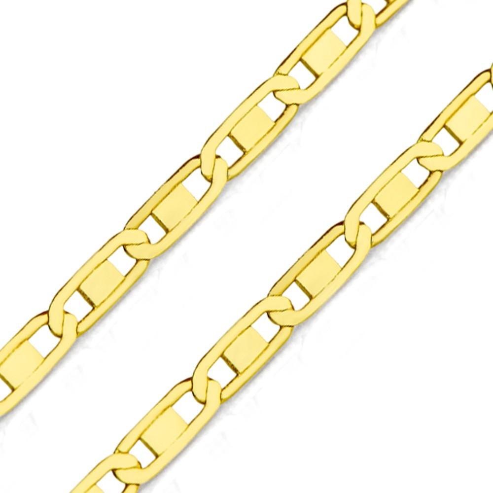 1773be2afde Zoom · Pulseira Piastrine Folheada a Ouro