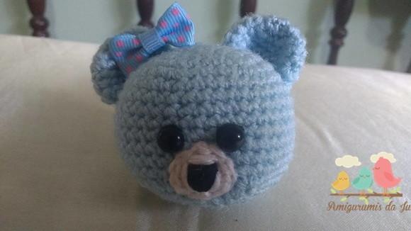 Chaveiros Kawaii – Porco e Urso | Crochê bonito, Fazer croche ... | 326x580