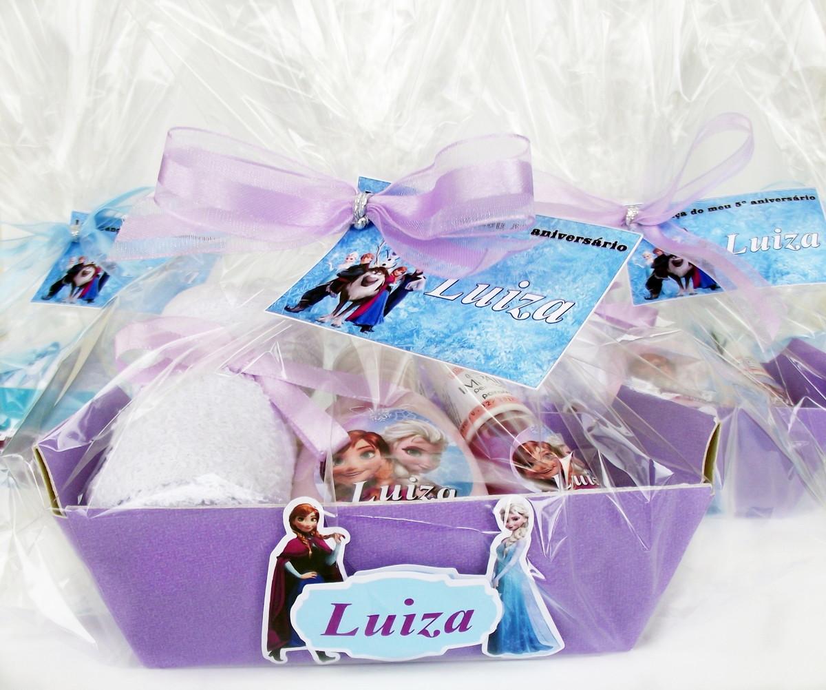 Lembrancinha Kit Manicure Frozen Festa Aniversario No Elo7 Doce