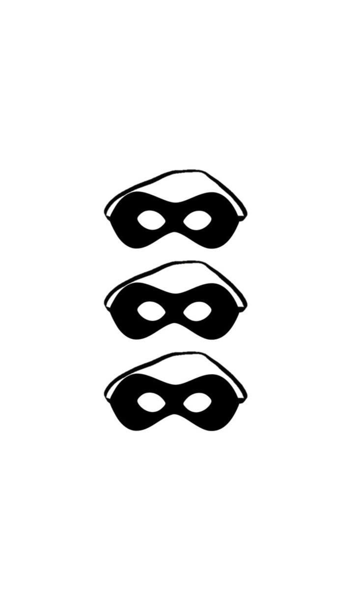 bab7fccc9 Kit Máscaras